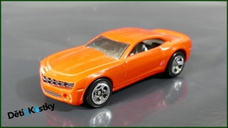Hot Wheels Autíčko Chevy Camaro Concept
