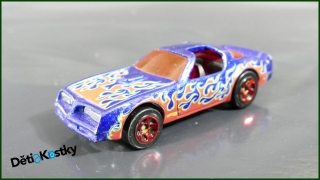 Hot Wheels Autíčko Pontiac Firebird