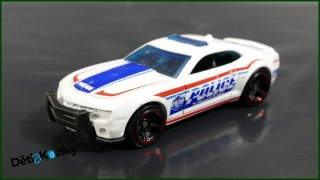 Hot Wheels Autíčko '10 Camaro SS
