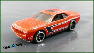 Hot Wheels Autíčko '08 Dodge Challenger