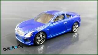 Hot Wheels Autíčko Infinity G37