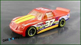 Hot Wheels Autíčko Circle Trucker