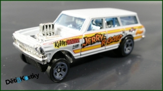 Hot Wheels Autíčko '64 Chevy Nova Gasser