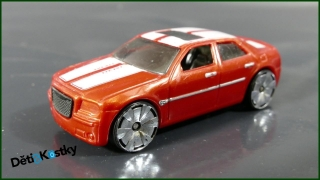 Hot Wheels Autíčko Chrysler 300C