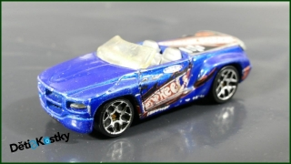 Hot Wheels Autíčko Dodge Sidewinder