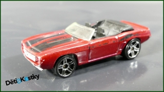 Hot Wheels Autíčko '69 Camaro