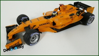 Minichamps 1:18 McLaren MP4-20
