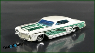 Hot Wheels Autíčko '64 Riviera