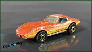 Hot Wheels Autíčko Corvette Stingray