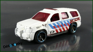 Hot Wheels Autíčko '07 Chevy Tahoe