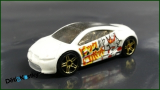 Hot Wheels Autíčko Mitsubishi Eclipse Concept Car