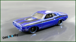 Hot Wheels Autíčko '70 Challenger