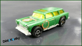 Hot Wheels Autíčko Nomad