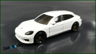 Hot Wheels Autíčko Porsche Panamera Turbo S