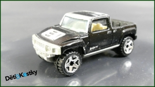 Hot Wheels Autíčko Hummer H3T