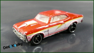 Hot Wheels Autíčko '68 Nova