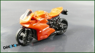 Hot Wheels Autíčko/Motorka Ducati 1199