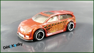 Hot Wheels Autíčko Audacious