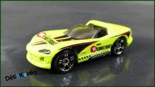 Hot Wheels Autíčko Dodge Viper