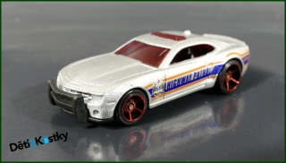 Hot Wheels Autíčko Highway Patrol