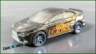 Hot Wheels Autíčko 2008 Lancer Evolution