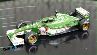 Hot Wheels Formule Jaguar R2 (1:43)