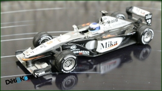 Hot Wheels Formule McLaren MP4-16 (1:43)