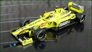 Hot Wheels Formule Jordan EJ10 (1:43)